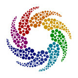 Abstract design elements. Vector. Color Stock Photo