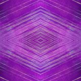 Abstract design glass for decoration of window in purple color, background and texture. Backdrop for colors related ads, geometric pattern with reflection stock illustration