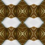 Abstract design with lines and geometric patterns on a surface with brown and white threads, background and texture. Backdrop for colors related ads, geometric royalty free stock photos