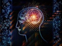 Toward Digital Consciousness Stock Images