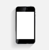Abstract Design Mobile Phone. Vector Illustration Royalty Free Stock Photo