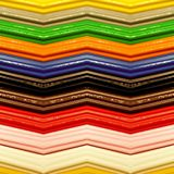Abstract design with pieces of plasticine bars in various colors, background and texture. Backdrop for multicolor announcements, school material for molding royalty free stock images