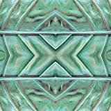 Abstract design with stone and sand material in aquamarine and gray colors, background and texture. Backdrop for colors related ads, geometric pattern with royalty free illustration