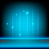 Abstract Design Tech Background Royalty Free Stock Photo