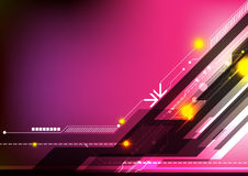 Abstract design technology background Royalty Free Stock Images
