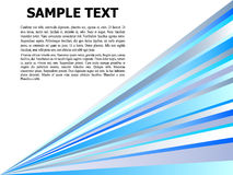 Abstract design template Royalty Free Stock Photography