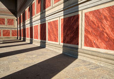 Abstract Designs, Shadow and Light, Berlin,  Germany Stock Images