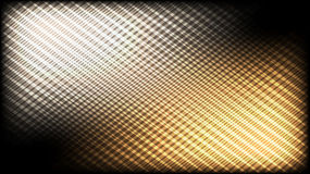 Abstract desktop widescreen wallpaper background. Digital widescreen wallpaper in glowing orange lines on black background. Lattice of crossing rays. Stage vector illustration