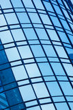 Abstract Detail of Modern Buidling Royalty Free Stock Image