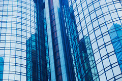 Abstract Detail of Modern Buidling Stock Images