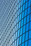Abstract Detail of Modern Buidling Royalty Free Stock Photography