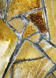 Abstract detail stone pavement Royalty Free Stock Photo