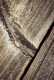 Abstract detail van een houten oude raad Royalty-vrije Stock Foto's