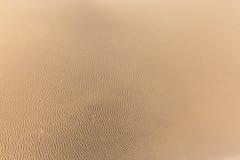 Abstract Detail van Zand duin-Kanarie Eilanden, Spanje Royalty-vrije Stock Afbeeldingen