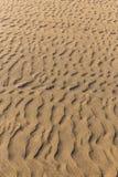 Abstract Detail van Zand duin-Kanarie Eilanden, Spanje Royalty-vrije Stock Afbeelding