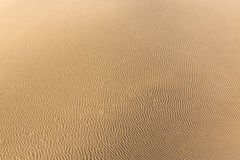Abstract Detail van Zand duin-Kanarie Eilanden, Spanje Royalty-vrije Stock Fotografie