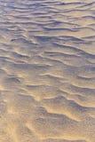 Abstract Detail van Zand duin-Kanarie Eilanden, Spanje Stock Afbeeldingen