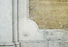 Abstract detail wall Stock Images
