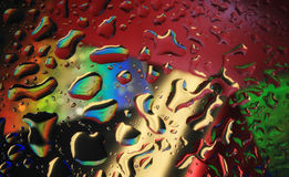 Abstract dew Royalty Free Stock Photography