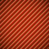 Abstract diagonal bumped stripes Royalty Free Stock Photos