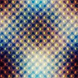 Abstract diagonal geometric pattern with droplet Royalty Free Stock Image