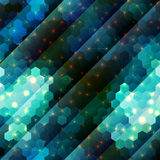 Abstract diagonal geometric pattern Royalty Free Stock Photography