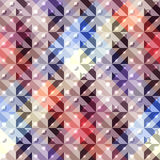 Abstract diagonal geometric pattern Royalty Free Stock Image