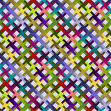 Abstract diagonal pattern colorful Stock Images