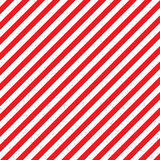 Abstract diagonal striped with red and white stripes. Illustration Royalty Free Stock Photography