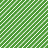 Green Merry Christmas color decorative diagonal background made from lines. Vector seamless pattern Royalty Free Stock Photo