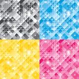 Abstract Diamond Background royalty-vrije illustratie