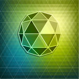 Abstract diamond background Royalty Free Stock Image