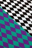 Abstract Diamond Background Pattern Stock Afbeelding