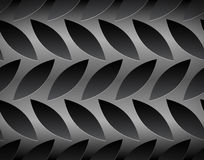 Abstract diamond, checker plate seamless pattern, background. (r Stock Photos