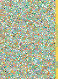 Abstract Diamond Color Pattern royalty-vrije illustratie