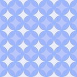 Abstract diamond pattern background. In blue tones Stock Image