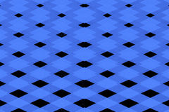 Abstract diamond pattern Royalty Free Stock Photo