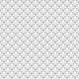 Abstract diamond pattern. Seamless vector Royalty Free Stock Photography
