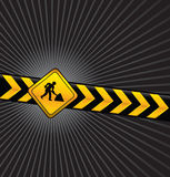Abstract digging background Stock Photos