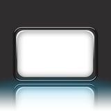 Abstract digitaal frame Royalty-vrije Illustratie