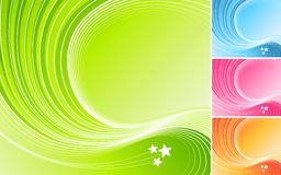 Abstract digital background. Royalty Free Stock Photo