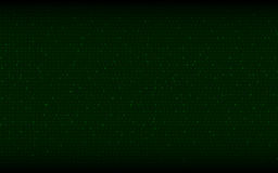 Abstract digital background with binary code on green color. Digital background with binary code on green color Royalty Free Illustration