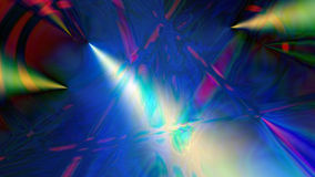 Abstract digital background consisting of psychedelic art Royalty Free Stock Image