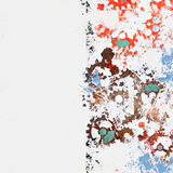 Abstract digital background. Stock Photos