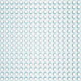 Abstract digital background with light blue relief cubes pattern Stock Image