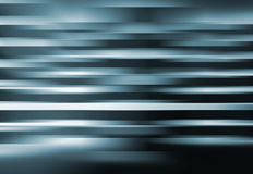 Abstract digital background with shining blurred blue lines Royalty Free Stock Images