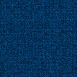 Abstract digital blue pixels seamless pattern Royalty Free Stock Image