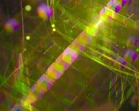 Abstract digital fractal, wave elegance element effect creativity dynamic render design imagination stock images