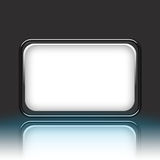 Abstract digital frame Stock Images