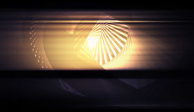 Abstract digital graphic background Stock Photography